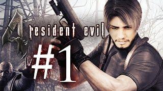 Resident Evil 4 HD - Parte 1: O Homão Chegou [ Série PC em PT-BR ]