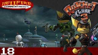 Ratchet & Clank 3 playthrough [Part 18: Our Biggest Gun]
