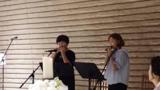 Download lagu 축복송/ 이경숙, 최미영 오카리나 연주/ 20160716