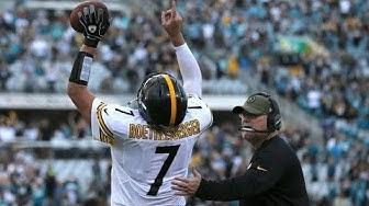 Pittsburgh Steelers Insane 4th Quarter Comeback & Crazy Finish vs. Jaguars | NFL Highlights