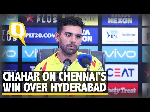 CSK's Deepak Chahar dedicates his match-winning bowling spell of 3/15 to his father   The Quint