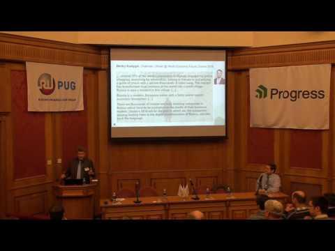 Progress Software. Leading Technologies For Digital Business