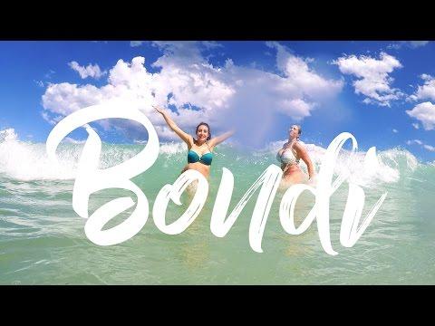 Bondi Beach | SYDNEY | Travel Vlog #6