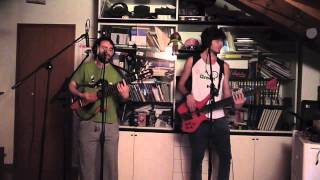 Bob Marley - War/No more trouble /// Smoking Green COVER (Live in studio)