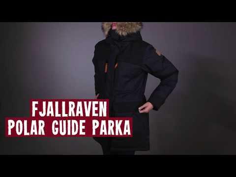 59957d2d Fjallraven Women's Polar Guide Parka 2017 Review - YouTube
