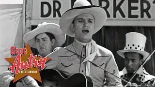 Gene Autry - That Silver Haired Daddy of Mine (from Tumbling Tumbleweeds 1935)