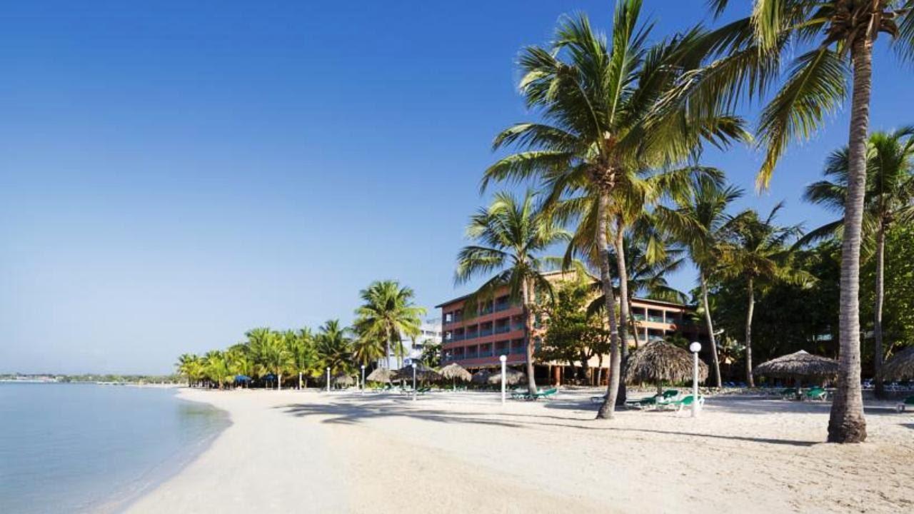don juan beach resort boca chica dominican republic youtube. Black Bedroom Furniture Sets. Home Design Ideas