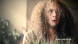 Zalando Hippie HQ High Quality TV Spot Werbung Schrei