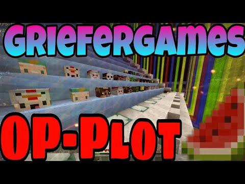 Bisschen OP 😂👌/OP-PLOTS auf Griefergames.net  mit EinfachNurSebii (Minecraft/Deutsch) | Saptor