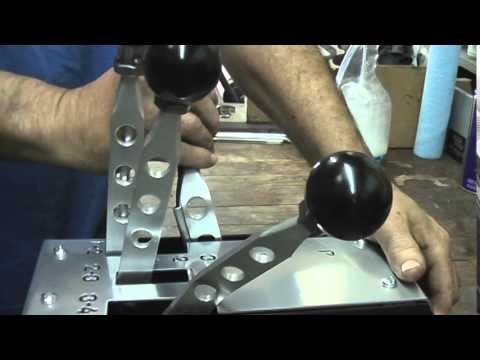 Lightning rod shifter demo