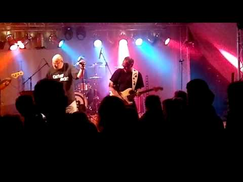 Rock an der Kirche 2013 The Blues Band Carlow