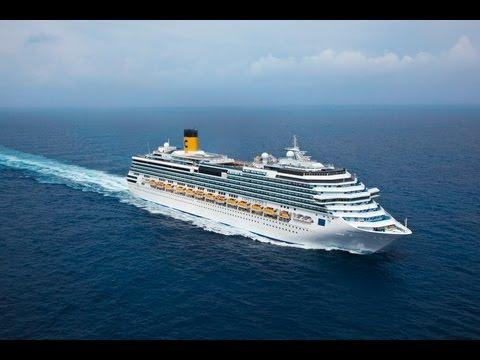 Costa Pacifica - Schiffstour (Concordia Klasse)