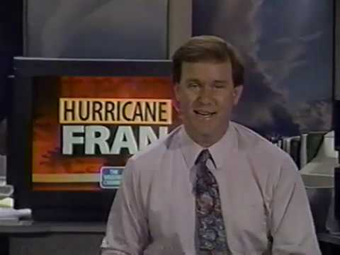 The Weather Channel Hurricane Fran 1996