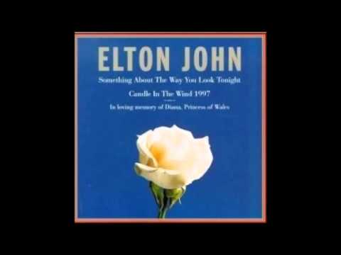 Elton John - Candle In The Wind 1997 (Goodbye England's Rose)