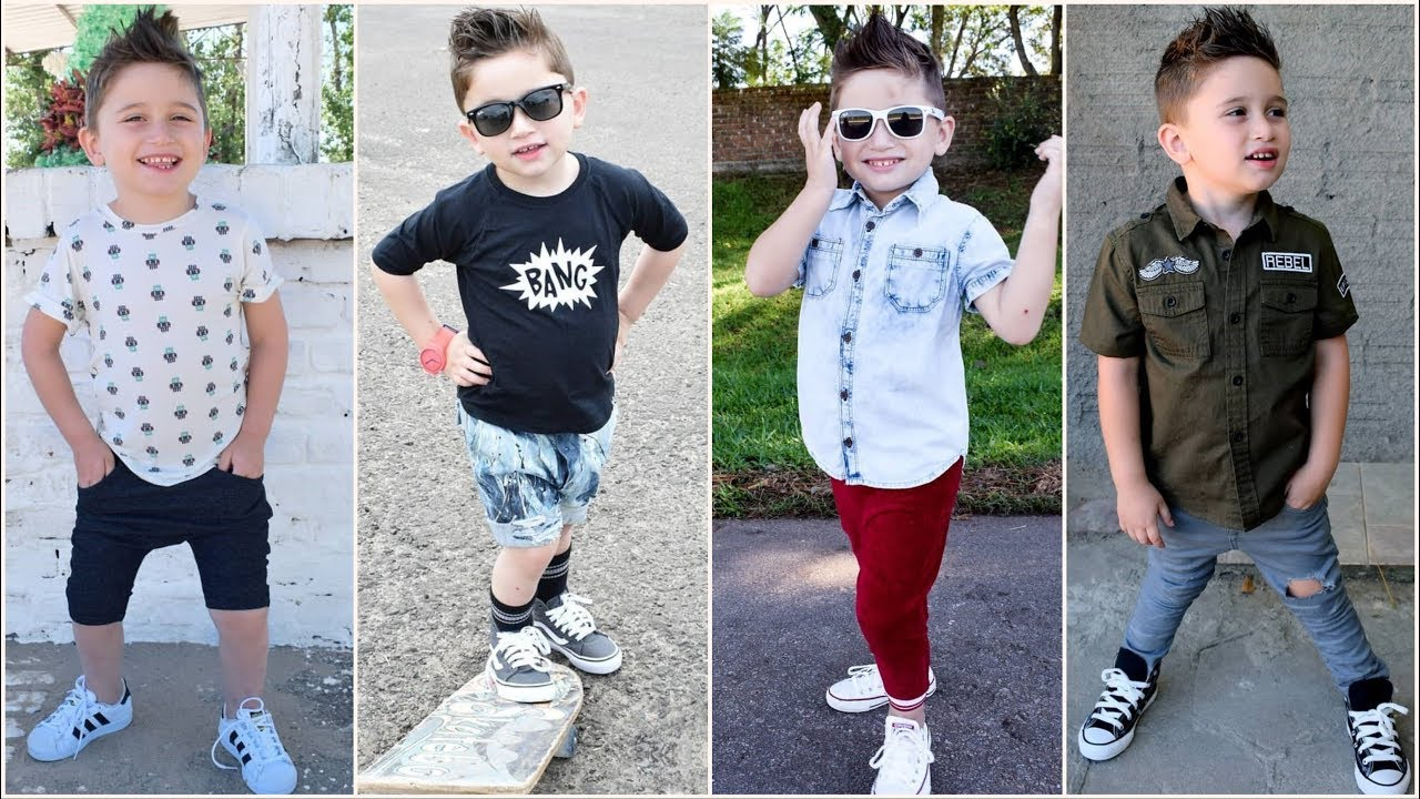 اطقم لبس اولادي شيك جدا للمدراس والخروجات 2018 Youtube Party Outfit Outfits Party