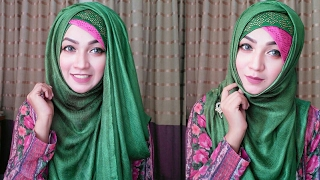 Easy Hack and trick to look gorgeous in simple Hijab Style | Pari ZaaD