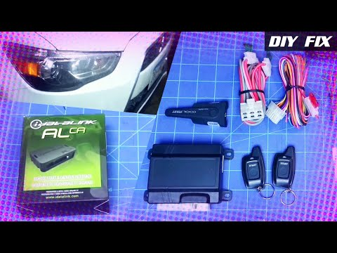 DIY Fix   Install Remote Start RS2-G3 + ADS ALCA iDatalink