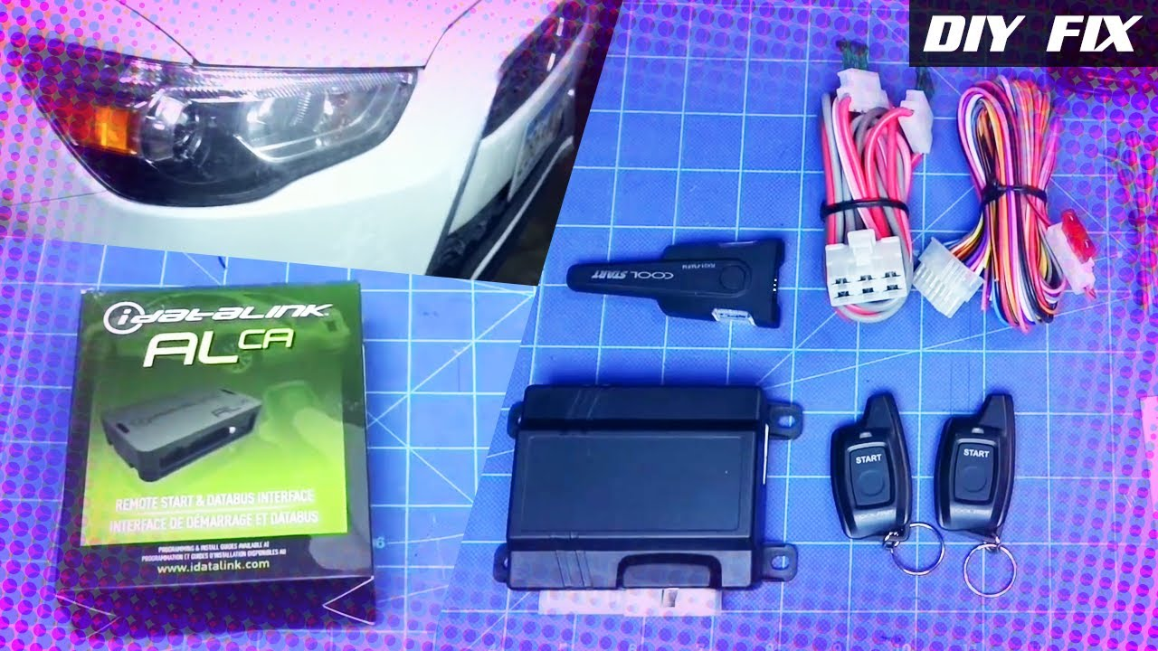 hight resolution of diy fix install remote start rs2 g3 ads alca idatalink bypass module 2014 outlander sport