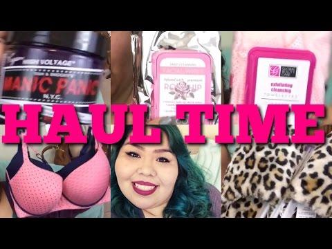 Haul: Target, Ross & More | Fearless Fatgirl