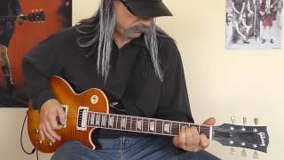 AC/DC - Satellite Blues - Guitar Cover