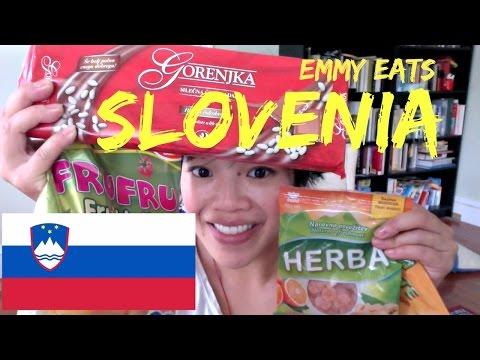 Emmy Eats Slovenia - tasting Slovenian sweets