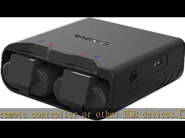 Cynova Two-way Charger Battery Charging Charger For DJI Mavic Mini Drone