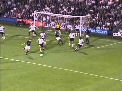 2002  Fulham vs Tottenham Hotspur