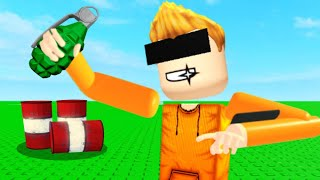 ROBLOX VR EXPLOSIVES are HILARIOUS..