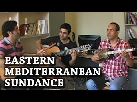 Eastern Mediterranean Sundance - Microtonal Guitar & Tar & Bağlama