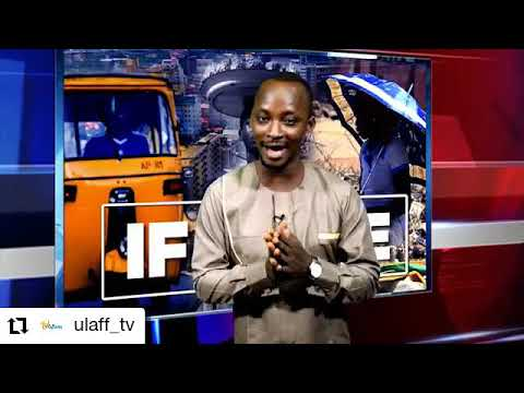 Watch 'If Na Me' on ULAFF TV Startimes channel 131 every Sat. & Wed. by 6:00pm. U go enjoy am!