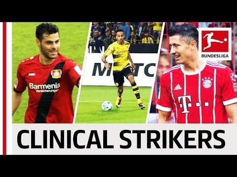Top 5 Strikers - 2017/18 Season So Far