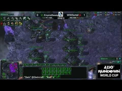 EmpireBeastyqt vs. WWSoftOf - Game 2