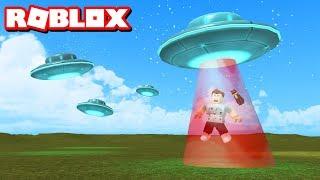 ROBLOX UFO INVASION SIMULATOR!!
