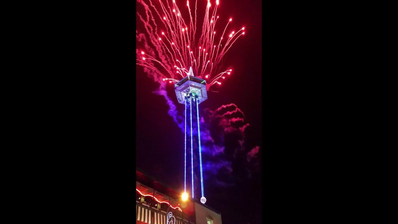 Gatlinburg New Years Eve 2015/16 - YouTube