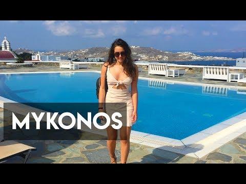 MYKONOS, GREECE | Travel Diary.