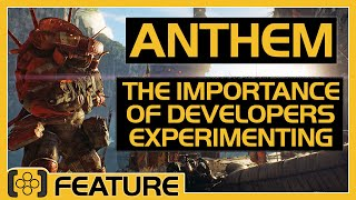 Anthem and The Importance of Experimentation