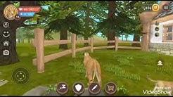 WildCraft  Löwe  ||WildCraft mit Löwe spielen