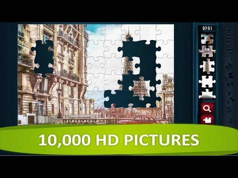 Jigsaw Puzzle Collection HD - Free Puzzle Game Android Gameplay