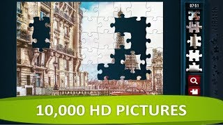 Jigsaw Puzzle Collection HĎ - free puzzle game Android Gameplay