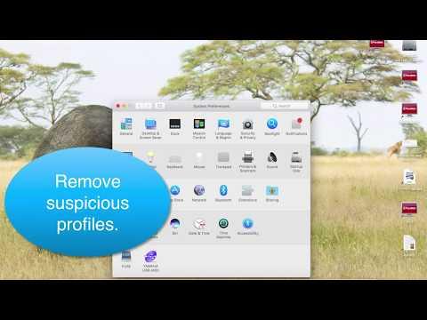 SearchPage.com Removal From Safari (Mac).