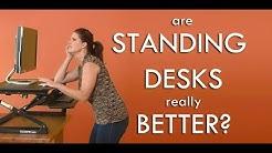 Are Standing Desks Really Better?