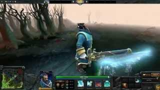 Dota 2 Item Drop - Kunkka's Inverse Blade [Immortal]