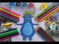 Gambar cover TRT Çocuk Su Elçileri Mandalina Çizimi ve Boyaması l Nasıl Çizilir? l Çocuklar İçin Boyamaları