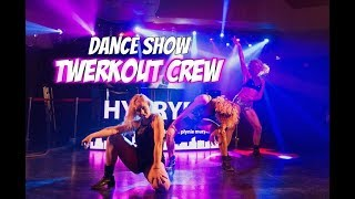 Jax Jones - Instruction ft. Demi Lovato, Stefflon Don - YouTube | Twerkout Crew Dance Show