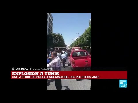 TUNISIE : Double attentat suicide à Tunis contre la police