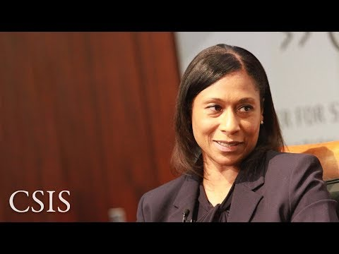 International Collaboration in Human Spaceflight: A Conversation with Dr. Jeanette Epps (NASA)