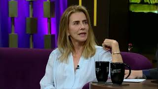 Maitê Proença fala sobre não ter contrato com emissoras: