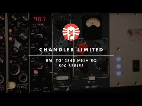 Chandler Limited EMI TG12345 MKIV EQ | 500 Series | Vintage King