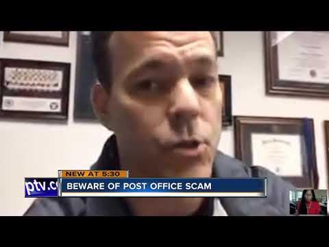 U.S. Postal Service Warns Of Change Of Address Scam