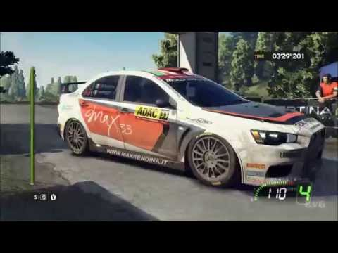WRC 5 FIA World Rally Championship - Adac Rallye Deutschland - Gameplay Compilation [1080p60FPS]